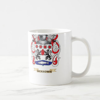 McKeown Coat of Arms Family Crest Coffee Mugs