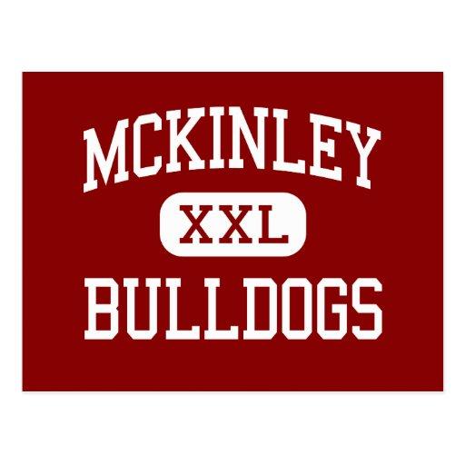 McKinley - Bulldogs - Vocational - Boston Postcards