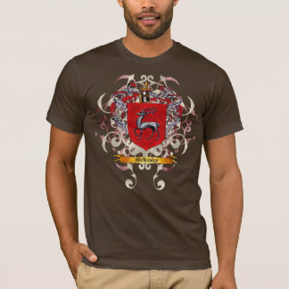 Mckinley Coat of arms (Ornate version) T-Shirt