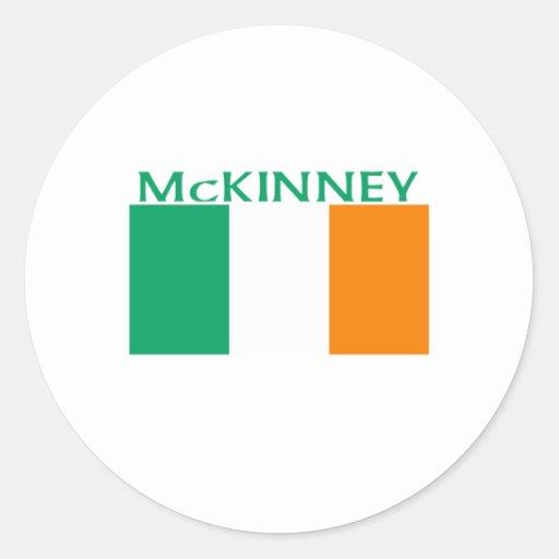 McKinney Stickers