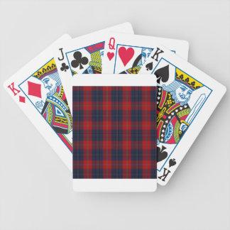 McKnight Clan Tartan Bicycle Playing Cards