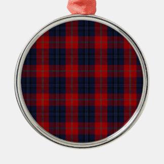 McKnight Clan Tartan Christmas Ornament