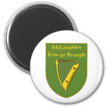 McLaughlin 1798 Flag Shield Magnet