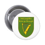 McLaughlin 1798 Flag Shield Pinback Buttons