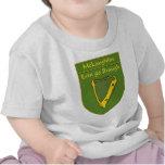 McLaughlin 1798 Flag Shield Tee Shirt