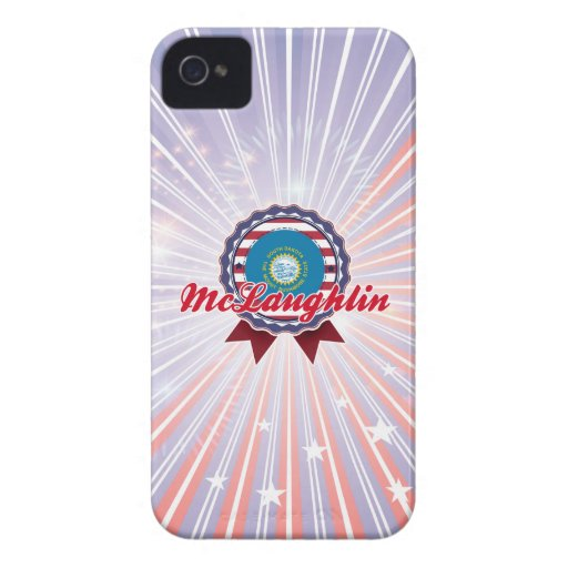 McLaughlin, SD iPhone 4 Case-Mate Cases
