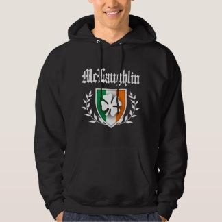 McLaughlin Shamrock Crest Hoodie