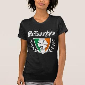 McLaughlin Shamrock Crest Tees
