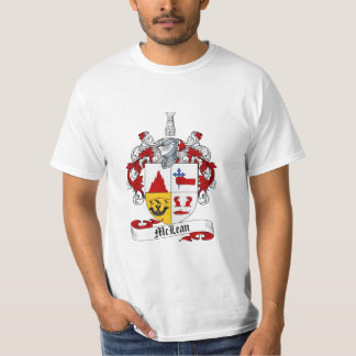 Mclean Family Crest - Mclean Coat of Arms T-Shirt