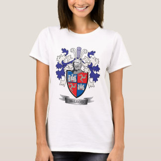 McLeod Family Crest Coat of Arms T-Shirt