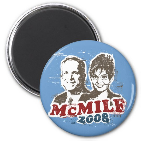 McMilf button Magnet