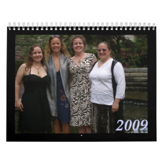 McMurdy Sisters 2009 Wall Calendars