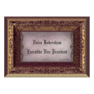McMyles Rose Victorian Customizable Business Cards