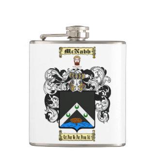 McNabb (Irish) Hip Flask
