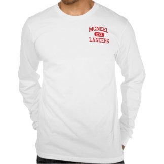 McNeel - Lancers - Middle - Beloit Wisconsin T-shirt