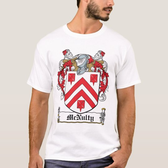 McNulty Family Crest T-Shirt