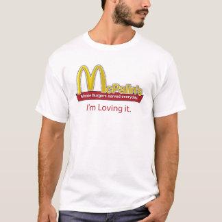 McPalins - Palin & McCain 2008 T-Shirt