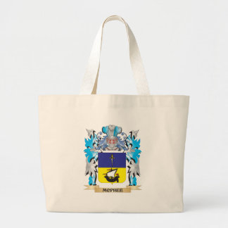 Mcphee Coat of Arms - Family Crest Canvas Bags