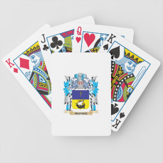 Mcphee Coat of Arms - Family Crest Card Decks
