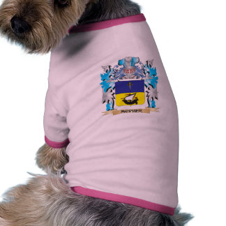 Mcphee Coat of Arms - Family Crest Dog Clothes