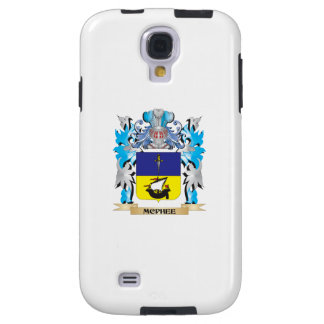 Mcphee Coat of Arms - Family Crest Galaxy S4 Case