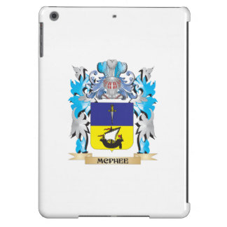 Mcphee Coat of Arms - Family Crest iPad Air Covers