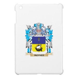 Mcphee Coat of Arms - Family Crest iPad Mini Covers