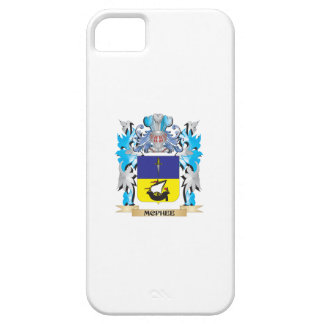 Mcphee Coat of Arms - Family Crest iPhone 5 Cases