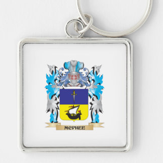Mcphee Coat of Arms - Family Crest Key Chain