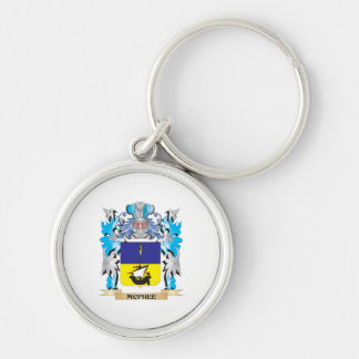 Mcphee Coat of Arms - Family Crest Keychain