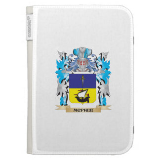 Mcphee Coat of Arms - Family Crest Kindle 3 Cover