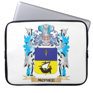 Mcphee Coat of Arms - Family Crest Computer Sleeves