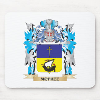 Mcphee Coat of Arms - Family Crest Mousepads