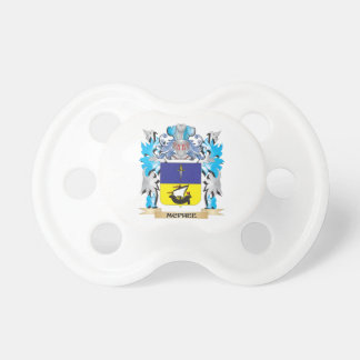 Mcphee Coat of Arms - Family Crest Pacifier