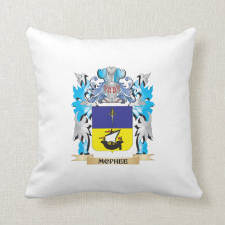 Mcphee Coat of Arms - Family Crest Pillow