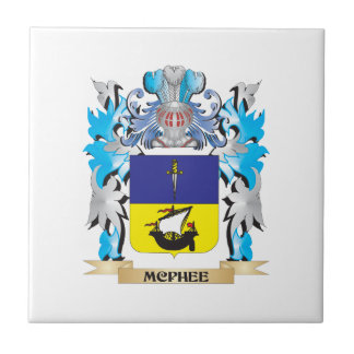 Mcphee Coat of Arms - Family Crest Tile