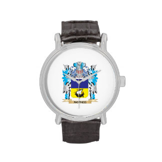 Mcphee Coat of Arms - Family Crest Wristwatch