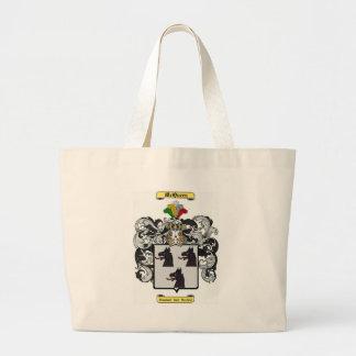 McQueen Canvas Bag