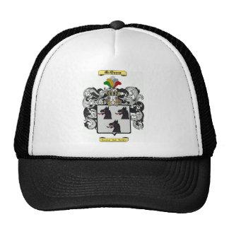 McQueen Trucker Hats