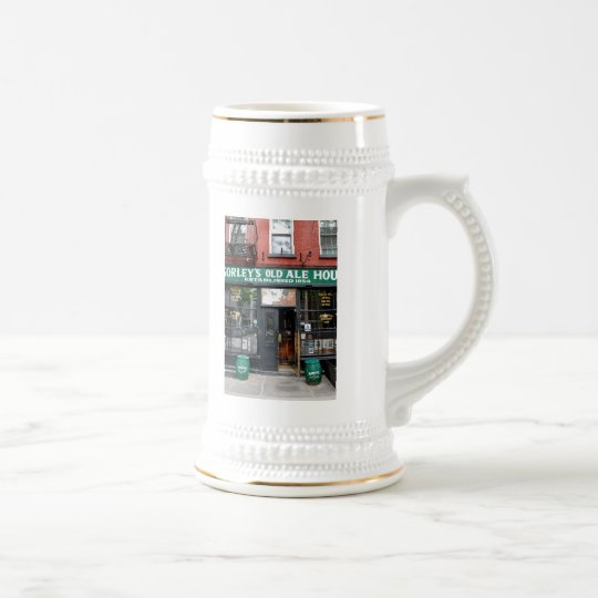 McSorley's Ale House Beer Stein