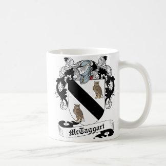 McTaggart Family Crest Coffee Mug