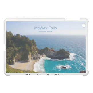 McWay Falls Big Sur California Products Cover For The iPad Mini