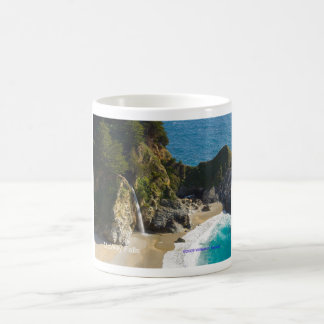 McWay Falls Big Sur California Products Mug
