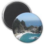 McWay Falls- Big Sur Fridge Magnet