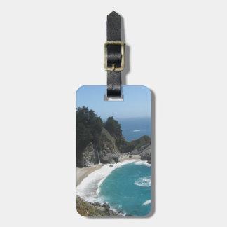 McWay Falls -Big Sur Luggage Tag