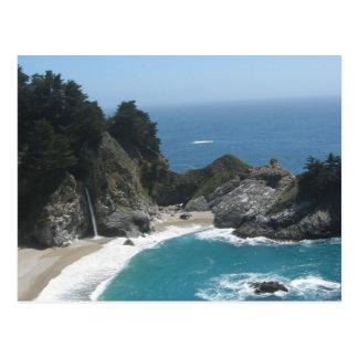 McWay Falls- Big Sur Post Card