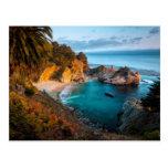McWay Falls Cove Postcard
