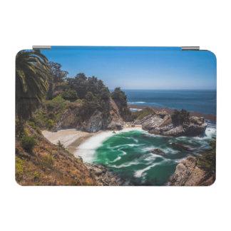Mcway Falls in Julia Pfeiffer Burns state park iPad Mini Cover