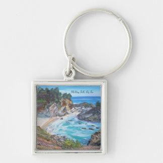 McWay Falls - Keychain