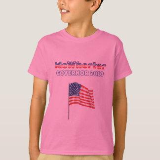 McWherter Patriotic American Flag 2010 Elections Shirt